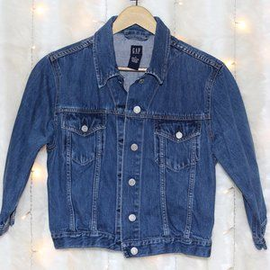 GAP Jean Jacket with silver buttons